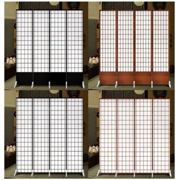Japanese Style Partition to divider in style