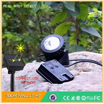 Underwater solar led light projector ( White Light)