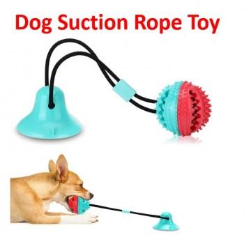 Dog Suction Rope Toy