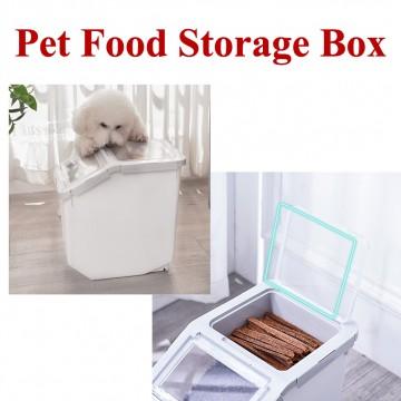 Pet Food Storage Box