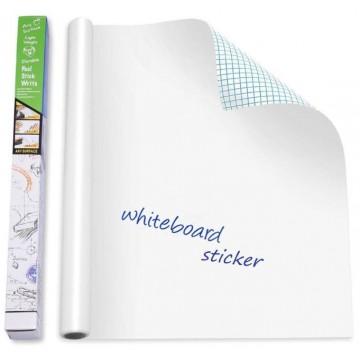 Whiteboard Sticker Dry Erase Board Self Adhesive Wall White Board Sticker Wall Decal Wall Paper