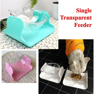 Single Transparent Feeder