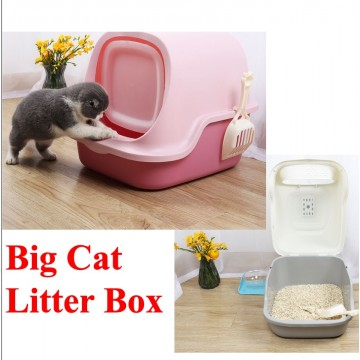 Enclosed Litter Box 23