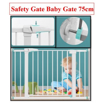 75cm Height ★100% Orignal Authentic ChildStar★Safety Gate*up to 300+cm* Pets/Kids*Door Fence