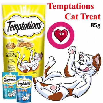 [ 3 for $9.99] Temptations Cat Treats / Cat Snack / Cat Food - 85g