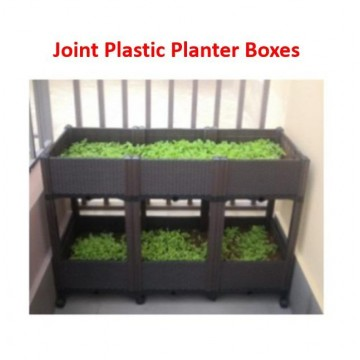Plastic Planter Joint Box
