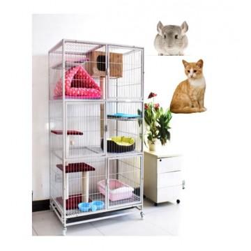 190cm XXL Cat cage 6 Tier