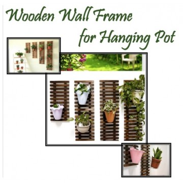 Wooden Plant Shelf - 4 sizes