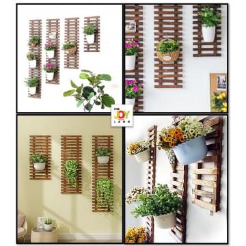 Wooden Plant Shelf - 4 sizes