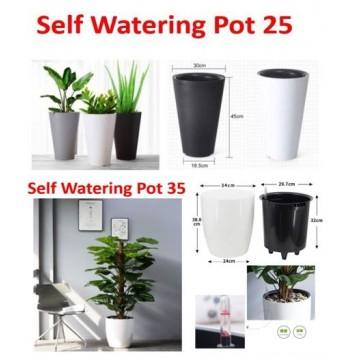 Self Watering Pot 25 / Self Watering Pot  35