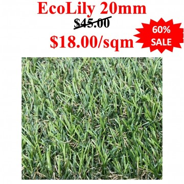 EcoLily 20mm (Length:0.5m per order)(Fix Width:2m)