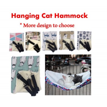 Cat Hanging Hammock