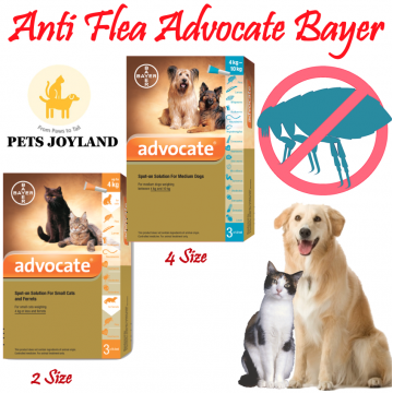 (Anti Flea)Advocate Bayer for Dogs and Cats