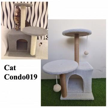 75cm Cat Condo
