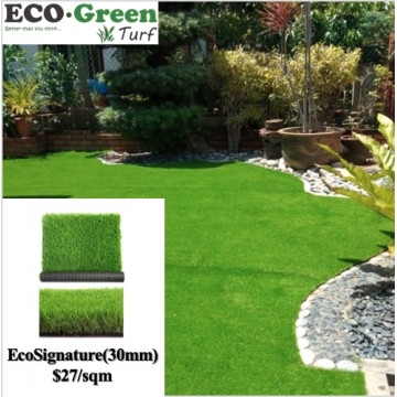 EcoSignature 30mm (Length:0.5m per order)(Fix Width:2m)