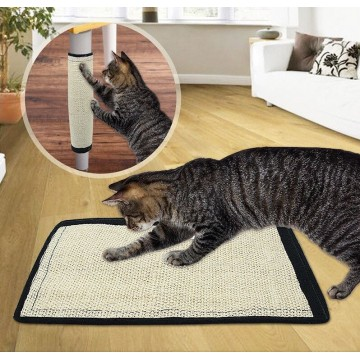 Cat Scratching Mat/Wrap L