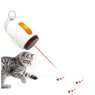 Auto Wall Suction laser light toy for cats