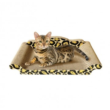 Cat Emperor Chair L Scratching Board