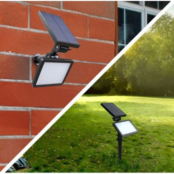 2 in 1 Outdoor Solar Light