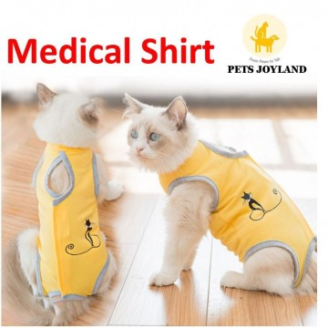 Medical recovery shirt
