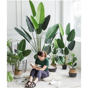 [BIG PLANT][Plant 40- Plant 46]Large Artificial Plant/Tree/Flower For Home Decor /Artificial Tree Indoor Plants