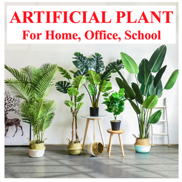 [BIG PLANT][Plant 30- Plant 39]Large Artificial Plant/Tree/Flower For Home Decor /Artificial Tree Indoor Plants