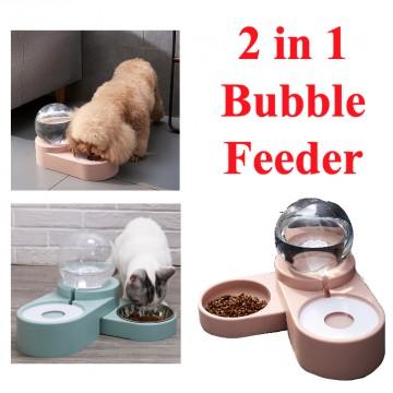 2 in1 Bubble Feeder