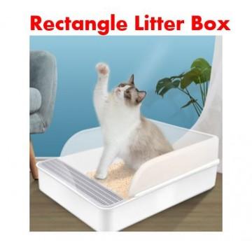 Rectangle Litter Box