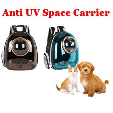 Anti UV Space Carrier for cat dog