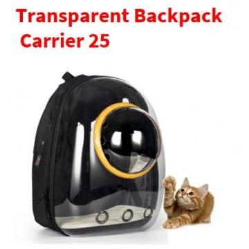 Transparent Backpack Carrier 25
