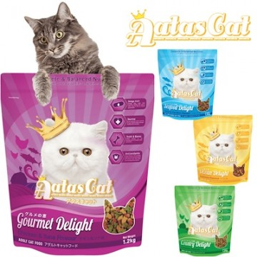 (4 Flavours)Aatas Premium Cat Food
