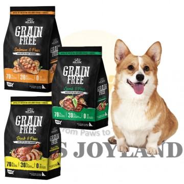 Absolute Holistic Grain Free Dry Kibble Dog Food 3.3lbs