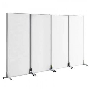 Office Divider(6 panels/8 Bases