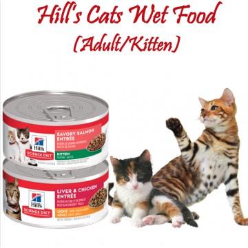 Hill's Wet Food Cat Food