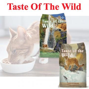 Taste of the Wild Dry Kibble Cat Food