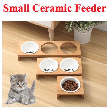 Small Ceramic Feeder(3 Type)