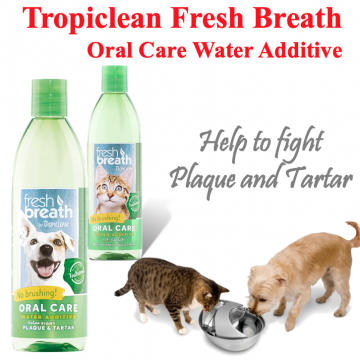 Tropiclean Oral Care PRODUCTS