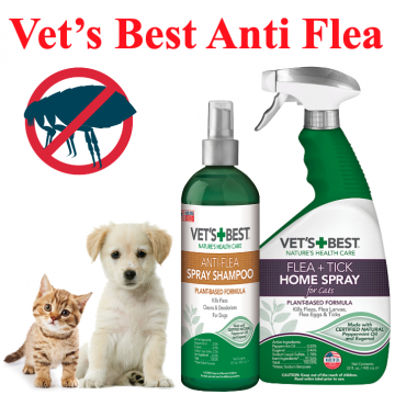 Vet Best Anti Flea Product