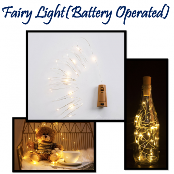 Fairy Light (Battery Operated)