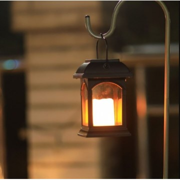 Candle Holder Solar Light & Hanging Solar Lights