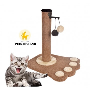 41cm Cat Paw Scratching Post Toy