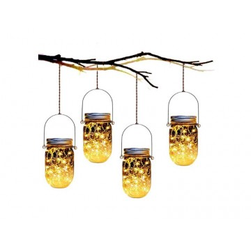 Jar Solar Lantern Lights