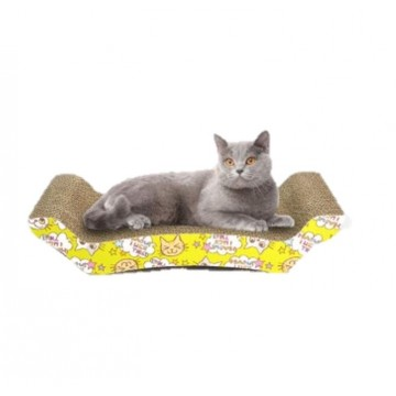 Cat Scratching Board The Emperor Chair