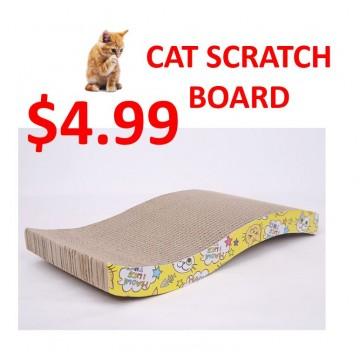 Basic Cat Scratching Board