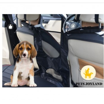 Center Console Car Safety Barricade Net Mesh for Dogs