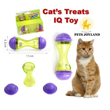 IQ Treats Toy for Cats and other Small animals