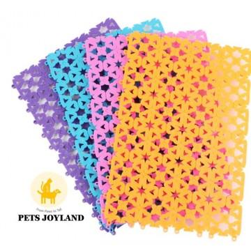 Soft Plastic Puzzle Mats