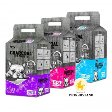 Absolute Plus Odor Elimination Charcoal Peepads