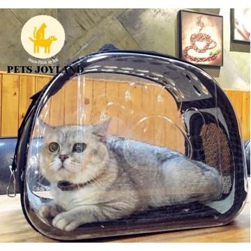 Transparent Pets Carrier