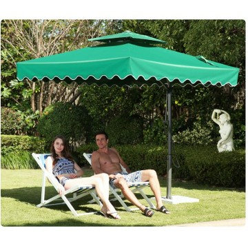 Outdoor Parasol Square